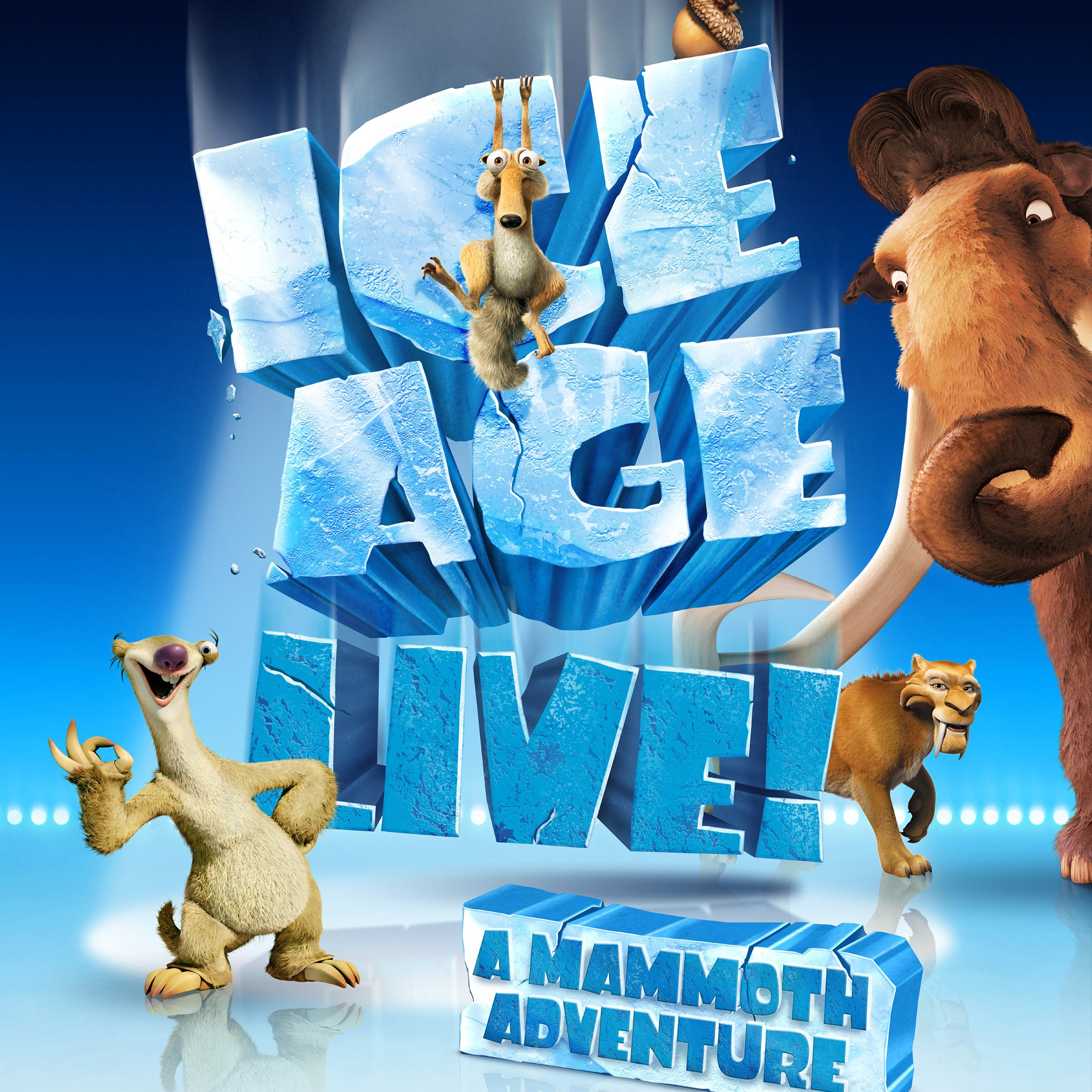 ICE AGE™ Twentieth Century Fox Film Corporation. All rights reserved.